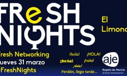FRESH NIGHTS EL LIMONAR. 31 MARZO