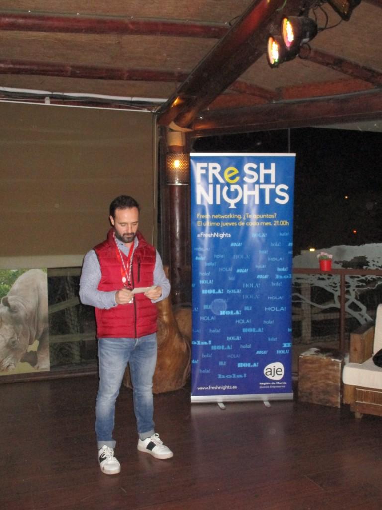 FRESH NIGHTS: LUNATIC – TERRA NATURA. 25 ENERO