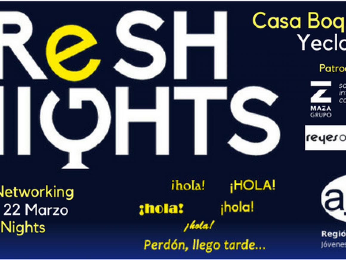 600 FRESH NIGHTS CASABOQUERA