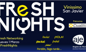 FRESH NIGHTS VINISSIMO. 1 MARZO